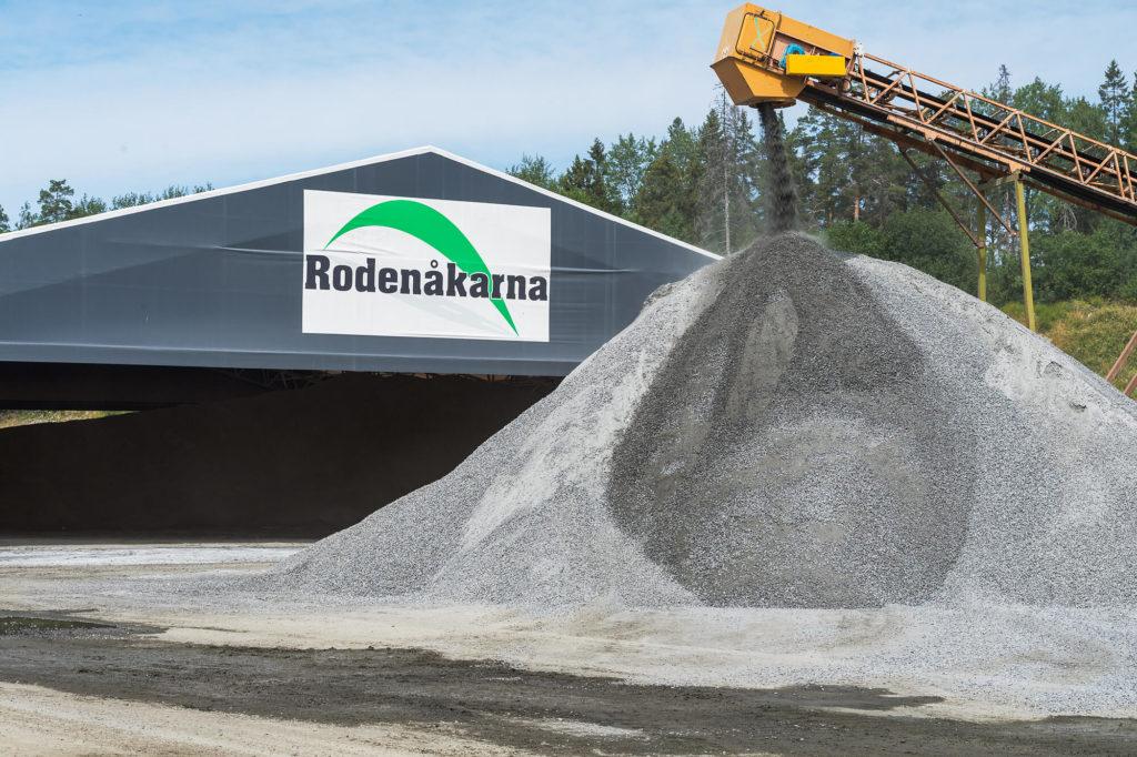Rodenåkarna - Bergkross
