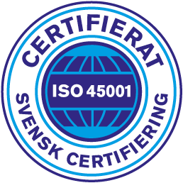 SCAB ISO 45001